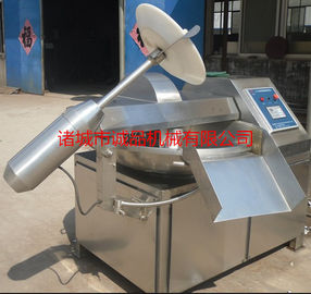 China High Speed Meat Chopper Machine Stainless Steel Raw Materials With 3 Sickle supplier