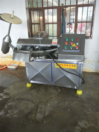 China Automatic Commercial Meat Chopper Machine , 1960 * 900 * 1400mm Meat Bowl Cutter supplier