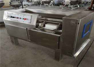 China Pre Pressure Meat Dicer Machine Electric Power Smooth Surface For Restaurants supplier