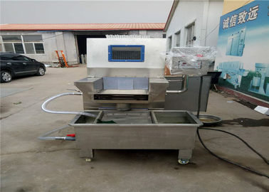 China Saline Injection Meat Processing Machine 6KW Power 900 - 1100 Kg / H Capacity supplier