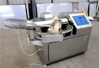Low Noise Meat Chopper Machine Fast For Industry 40L Capacity Easy To Operate