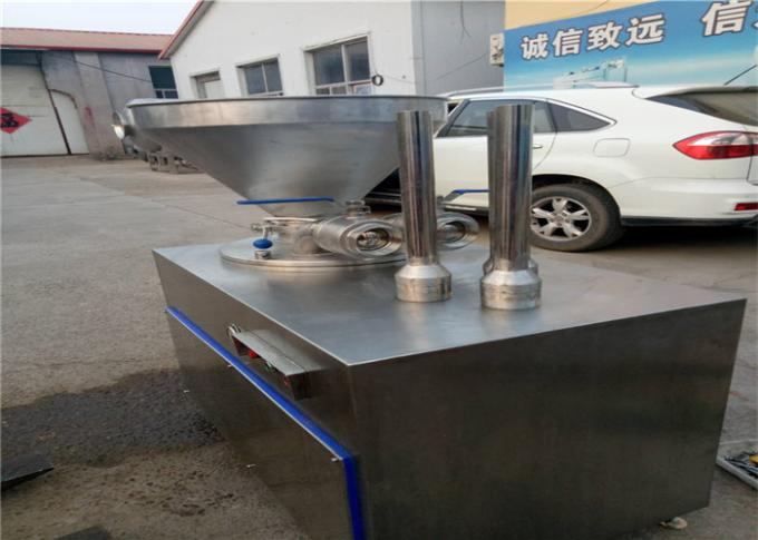 1100 * 680 * 1370 Mm Sausage Stuffing Machine , 50L Industrial Sausage Making Machine